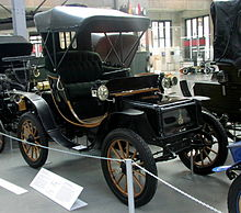 Baker Model M Queen Victoria Roadster який належав колись Білому Дому
