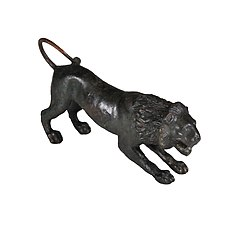 Figurine de lion 25742