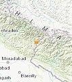 M 4.7 - Nepal-India border region.jpg