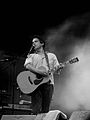 M Ward Glastonbury 2009-2.jpg