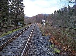 Machnín, železniční most, od Machnína (01).jpg