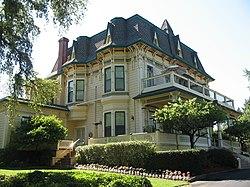 Madrona Manor, 1001 Westside Rd., Healdsburg, CA 7-3-2010 4-08-56 PM.JPG