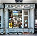 Magasin d'un artisan plombier en 1916 à Paris.jpg