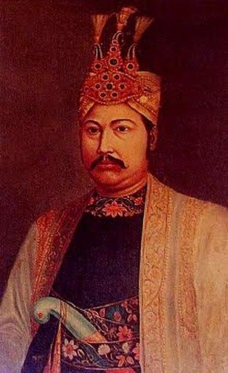 Bir Chandra Manikya - Image: Maharaja Bir Chandra Manikya