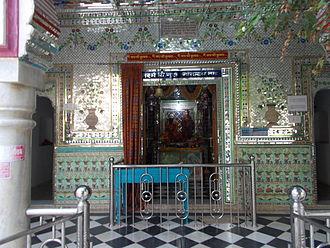 Gautama Maharishi - Maharishi Gautama and Ahalya Temple, Pushkar