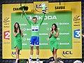 Maillot Vert à l'arrivée du Tour de France 2017 à Chambéry.JPG