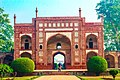 Main entrance to Tomb of Jahangir 8.jpg