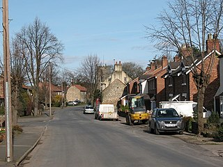 Wath, Harrogate Village and civil parish in North Yorkshire, England