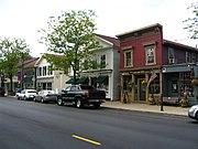 North Main Street.