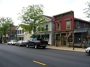 Hudson, Ohio - North Main Street