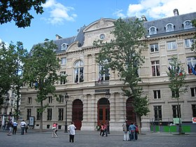 Mairie du IVe arrondissement de Paris 2008.jpg