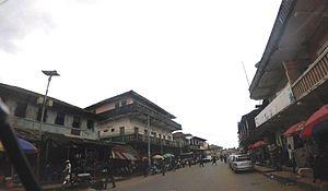 Makeni: Image:Makeni, Sierra Leone - Mapillary (PTorXQnlRBZ7KlI3olHDAw)
