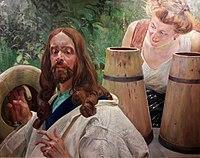 Malczewski Christ and the Samaritan woman.jpg