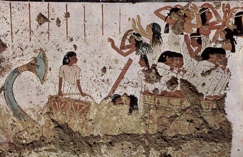 File:Maler der Grabkammer der Bildhauer Nebamun und Ipuki 005.jpg