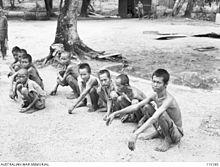 Japanese Occupation Of British Borneo Wikipedia