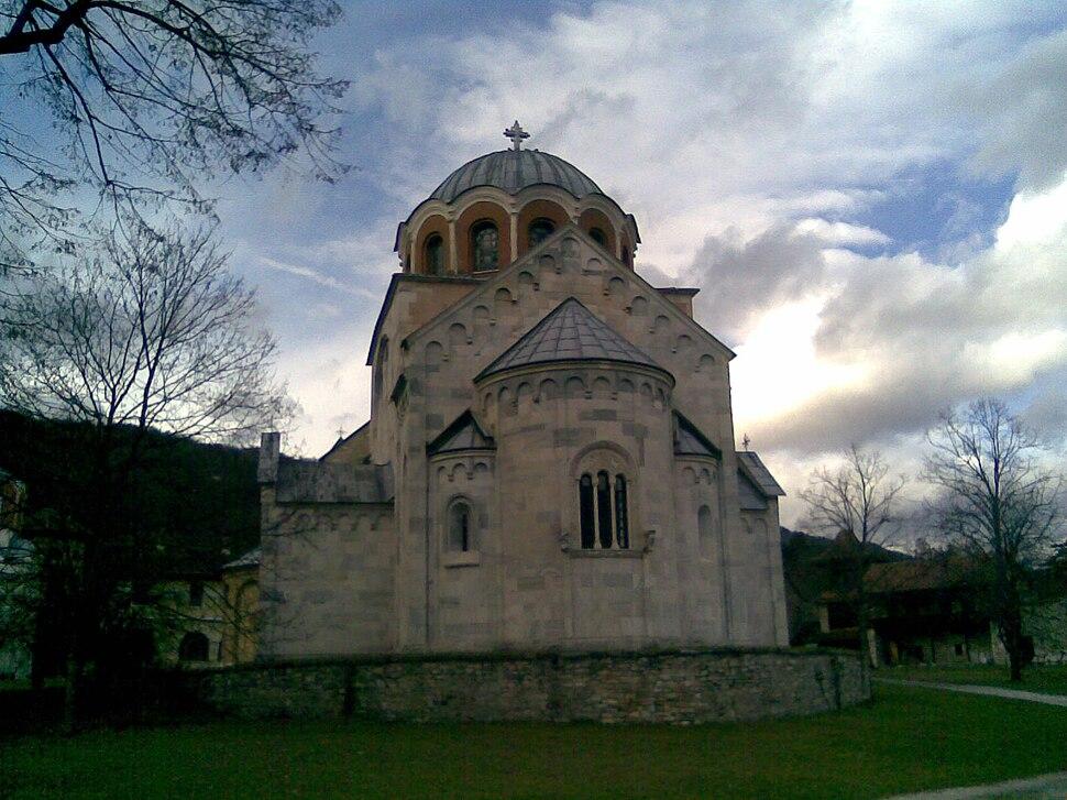 Manastir Studenica 2