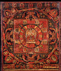 Mandala of Amogapasha