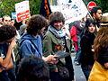 Manifestation du 2 Octobre 2010 - Jeunes manifestants (5047205554).jpg