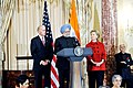 Manmohan Singh with Vice-President Biden, Secretary Clinton Co-Host Social Lunch.jpg