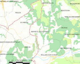 Map commune FR insee code 26180.png
