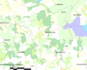 Map commune FR insee code 29261.png