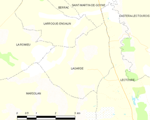 Map commune FR insee code 32176.png