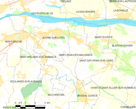 Map commune FR insee code 49290.png