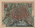 Map of Amsterdam - Amstelodami Celeberrimi Hollandiae Emporii Delineatio Nova (J.Blaeu, 1649).jpg
