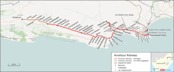 Map of Avontuur Railway.png