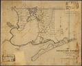Map of Chambers County. Copied, for the use of the C. S. Army, in the Gl. Land Ofice of the State of Texas, January... - NARA - 305710.tif