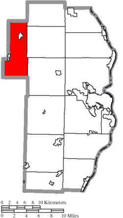 Springfield Township Ohio Map.Springfield Township Jefferson County Ohio Wikipedia