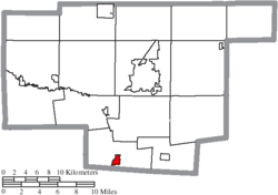 Location of Prospect in Marion County