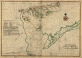 Map of the South River in New Netherland WDL10085.png