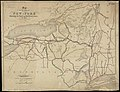Map of the State of New-York - showing its water and rail road lines, Jany. 1854 (10176074004).jpg