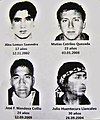 Mapuche conflict (youngs Mapuche dead for Chilean State in 00's).JPG