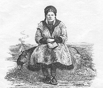 1864 in Sweden - Maria Magdalena Mathsdotter
