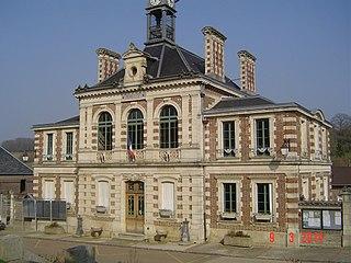 Maraye-en-Othe Commune in Grand Est, France