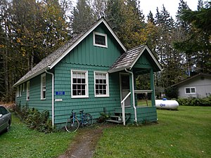 National Register of Historic Places listings in Skagit County, Washington - Image: Marblemount No. 1009
