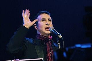 Marc Almond English singer
