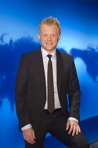 Tagesschau (German TV series) - Marc Bator