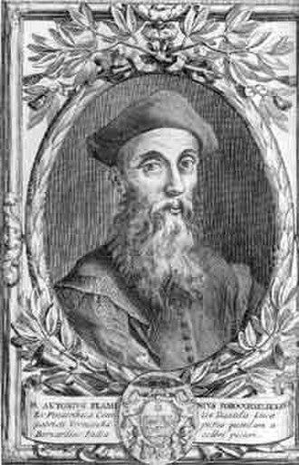 Marcantonio Flaminio - Marcantonio Flaminio.