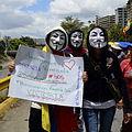 Marcha de los Valientes, 1Jun2014 (14301919876).jpg