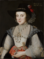 Marcus Gheeraerts the Younger Lady Frances Devereux (1599–1674).png