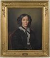 Margaret Seton (1805-1870), född i Skottland, verksam i Sverige, g.m - Nationalmuseum - 179929.tif
