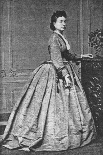 Charles Frederick Worth - Marie Vernet Worth met her husband while both were working at Gagelin