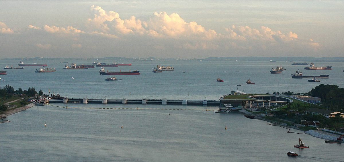 Marina Reservoir - Wikipedia
