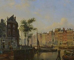 Stadsgezicht Rotterdam: Westnieuwland en Steiger
