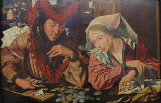 Le Collecteur d'impôts et sa Femme