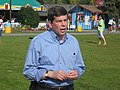 Mark Begich at Fairbanks Labor Day Picnic 2008 2.jpg