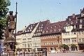 Marktplatz, Naumburg DDR. May 1990 (4609127647).jpg